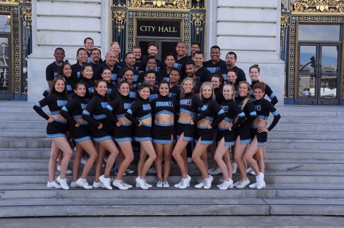 CLA   Team Photo 2015  SF15